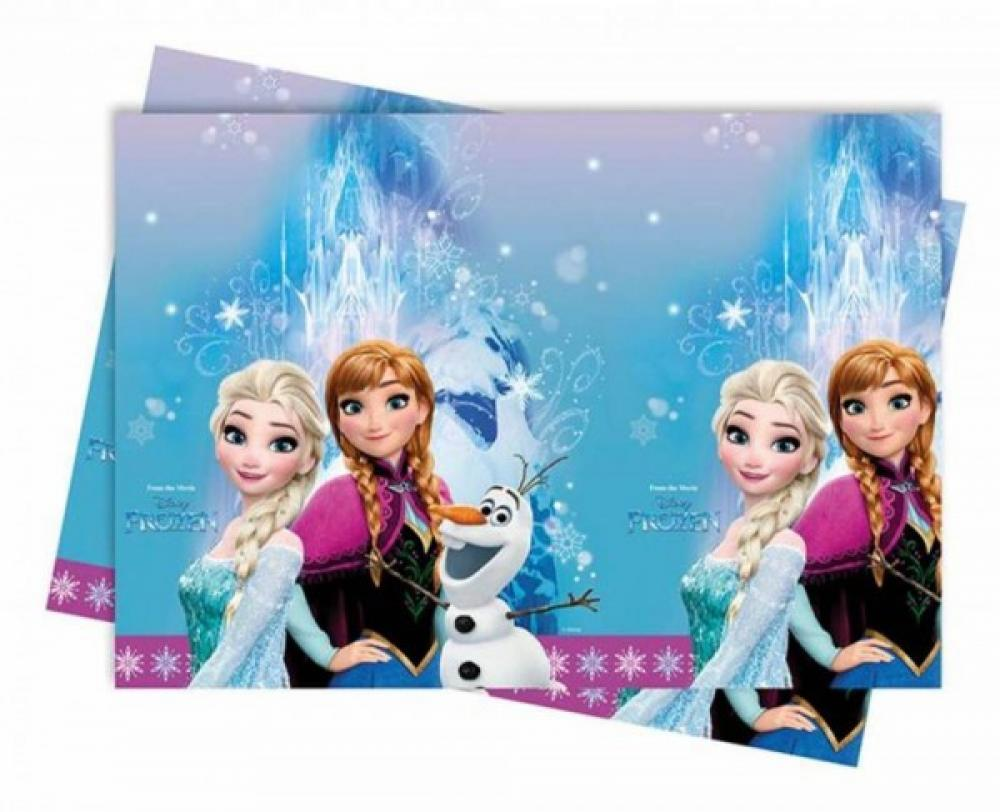 Frozen plastikāta galdauts 120x180cm 0.080kg/iep