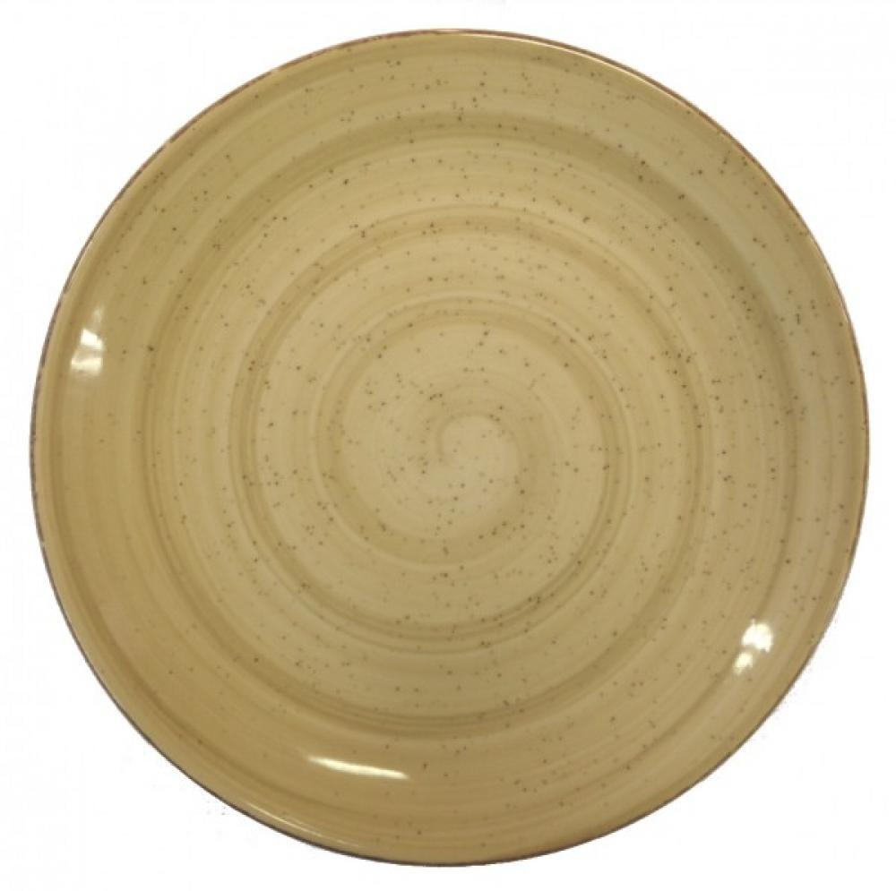 Cesiro pusdienu šķīvis 26cm pigmentēts
