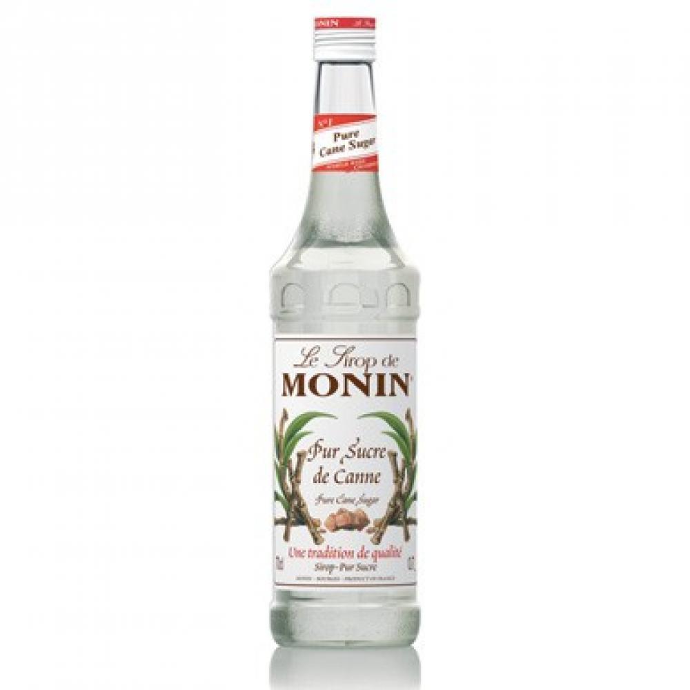 Monin cukurniedru sīrups 0.7L, Monin