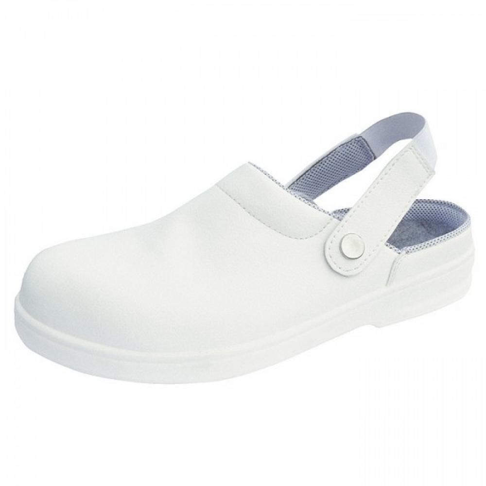 Balti pavāra apavi 41. izmērs
