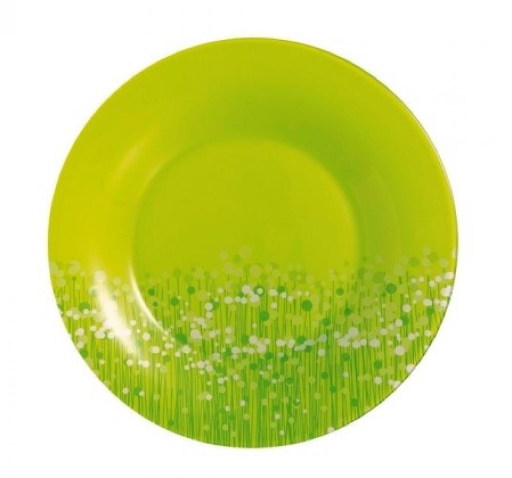 Flowerfield anis pusdienu šķīvis 25 cm