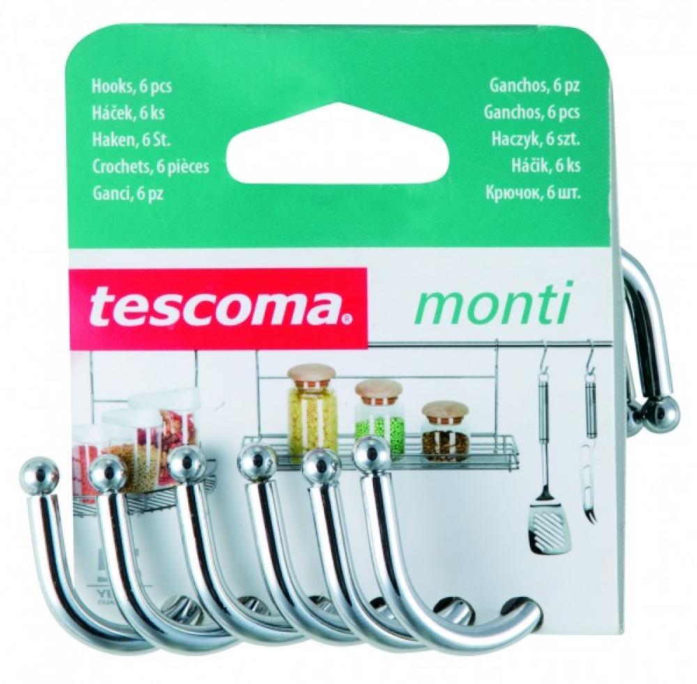 Monti āķi 6gab., Tescoma