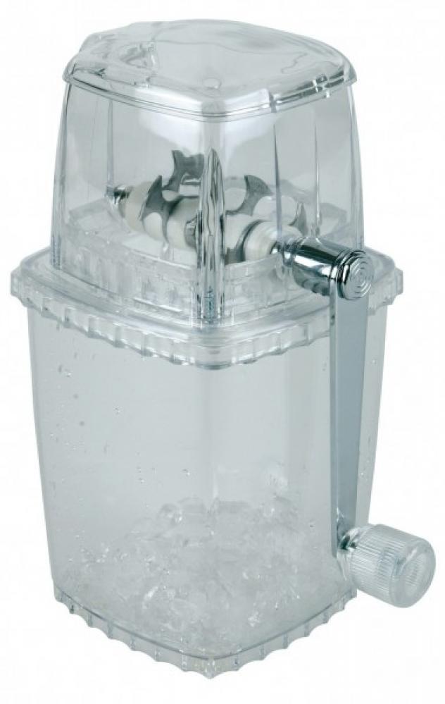 Ledus smalcinātājs ar trauku, APS